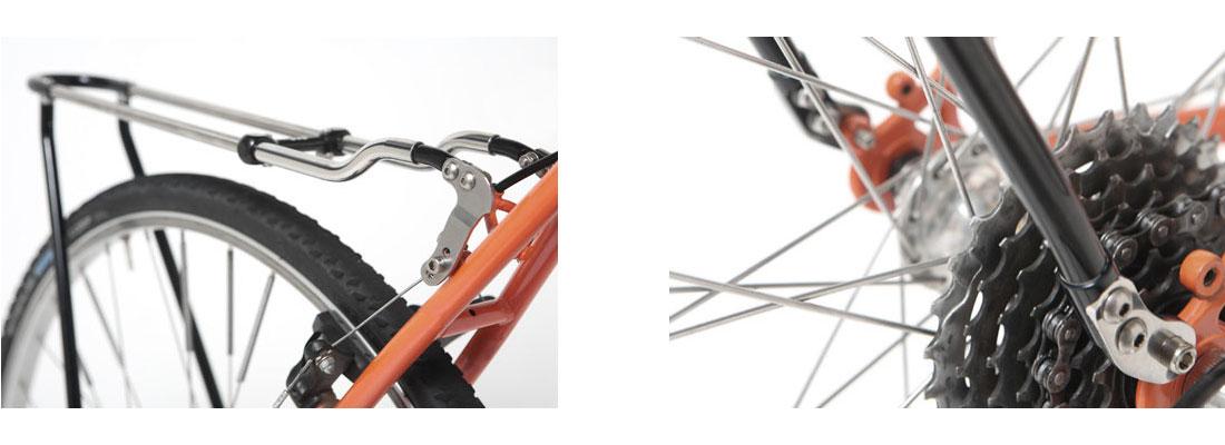 Bagagedrager voor fietsen
